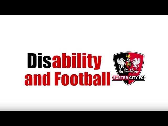 ECFC | Disability and Football