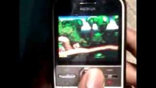 Super Nintendo no Nokia E5 (Snes4sym)