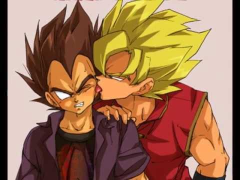 Goku x Vegeta - Last Friday Night
