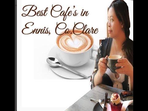 Vlog: Ennis Best Cafe's in Town