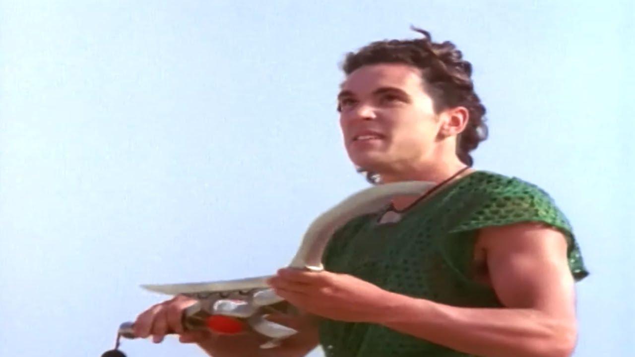 Download Green With Evil Part II: Jason's Battle   MMPR   Full Episode   S01   E18   Power Rangers Official