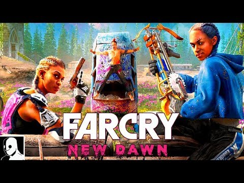 Far Cry New Dawn Gameplay German PS4 Part 1 - Verrückte Zwillinge (Let's Play Far Cry Deutsch) thumbnail