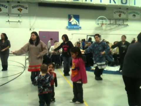 St. Lawrence Island Yupik Dance