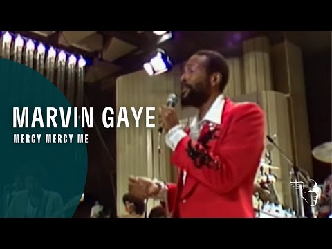 "Marvin Gaye - Mercy Mercy Me (From ""Live at Montreux 1980"" DVD)"