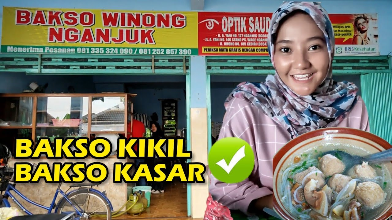 Bakso Winong Nganjuk Selalu Ramai Pembeli Youtube