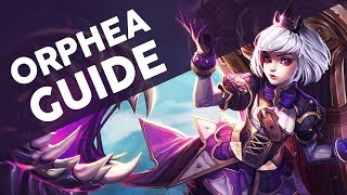Hero Guide: Orphea | Heroes of the Storm
