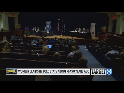 DEQ scientist says he raised PFAS alarm years ago