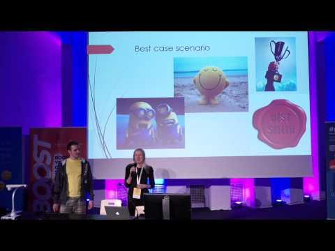 Skype University Hackathon 2015 Demo Event and Awards