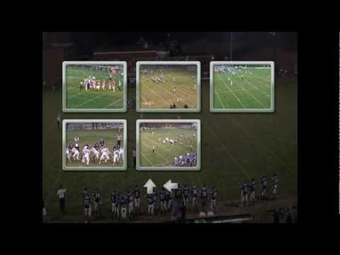 Alex Casebolt East Knox High School Football Highlights (Part2)
