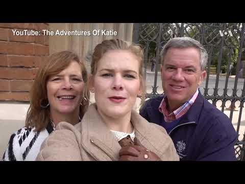 Голос Америки. Українською: Американська родина в Чернівцях - враження. Відеоблог
