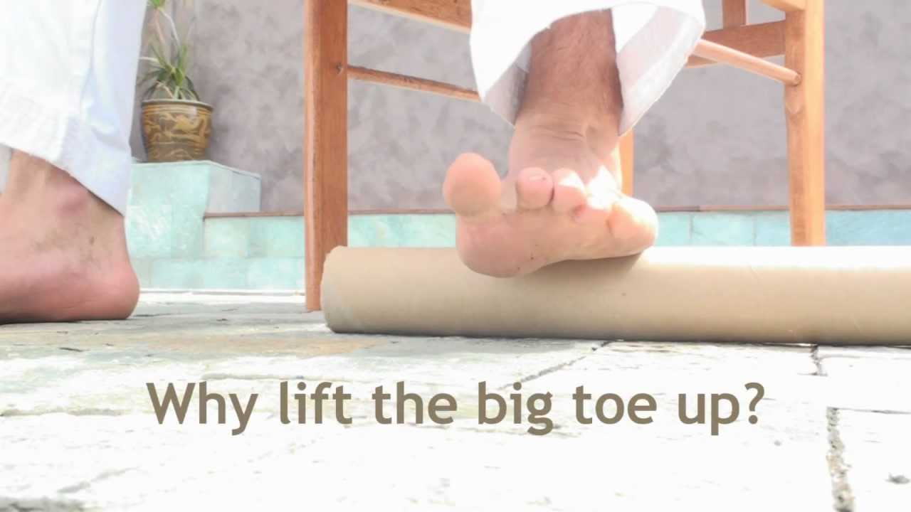 Ball Of The Foot Pain & Some Helpful Relief - YouTube