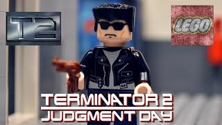 Lego Terminator 2 Judgement Day : The Galleria