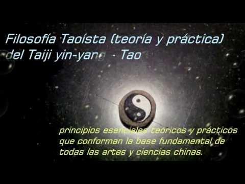 Filosofia Taoista - teoria y practica del Taiji - yin yang Tao