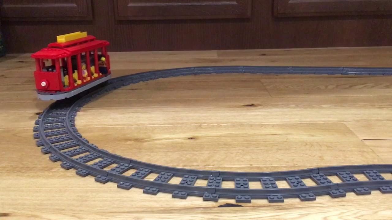 LEGO Mr  Rogers' Neighborhood Trolley