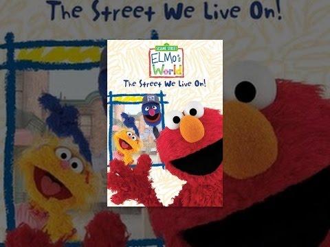 Sesame Street: Elmo's World: The Street We Live On! - YouTube