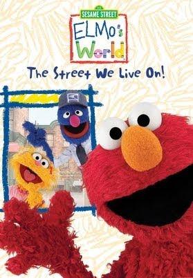 Sesame Street: Elmo's World: The Street We Live On! - Clip ...