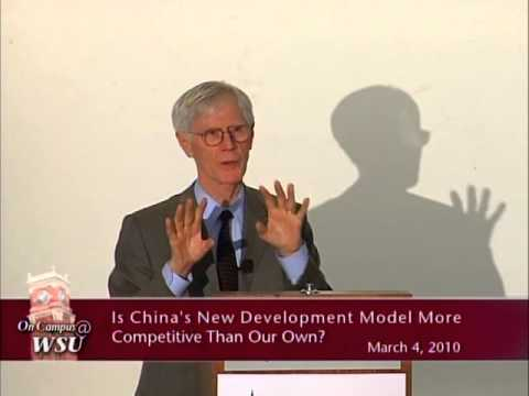 """Is China's New Development Model More Competitive than our Own?"" with Orville Schell"