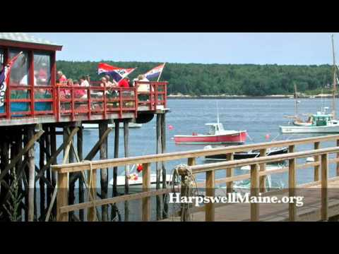 Harpswell, Maine promotional video