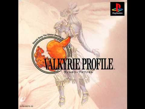 Valkyrie Profile - Sky Gate [extended to 20 minutes]