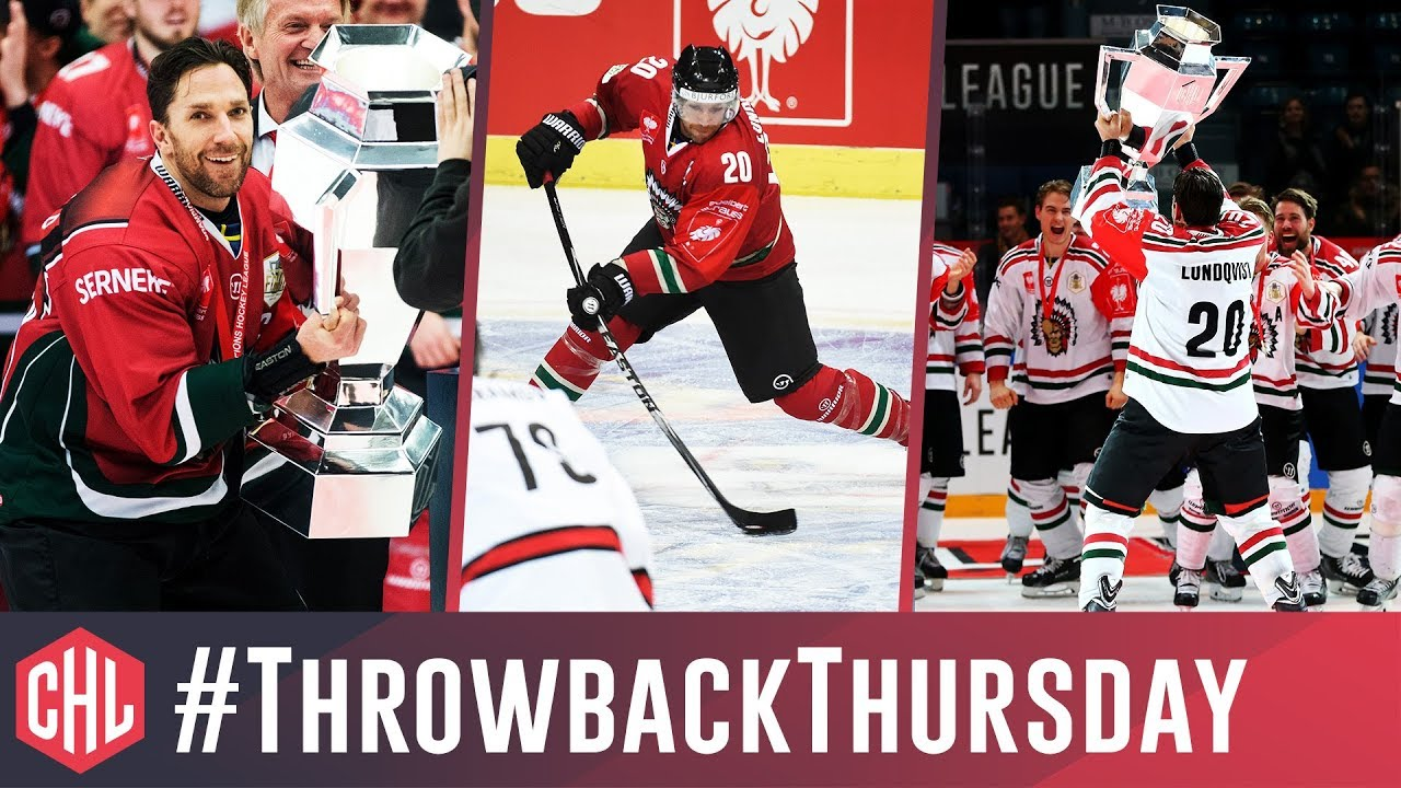 50 Chl Games Joel Lundqvist Throwbackthursday Youtube