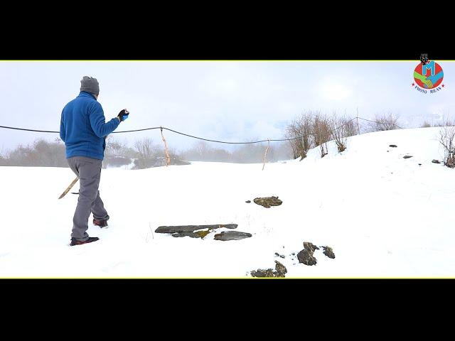 MARDI HIMAL TRAIL ||SNOW FALL|| A SHORT TRAIL FOR A ENJOY