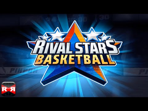 Rival Stars Basketball (by By PikPok) - iOS / Android - Gameplay Video