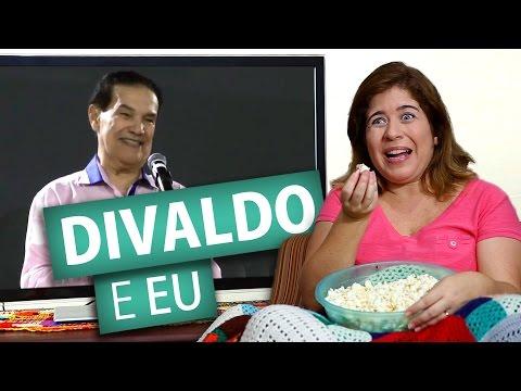 DIVALDO E EU (Humor E Espiritismo)