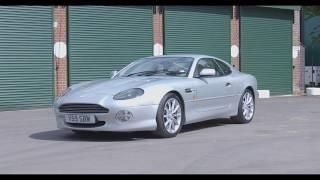 Lot 98.  1999 Aston Martin DB7 V12 Vantage