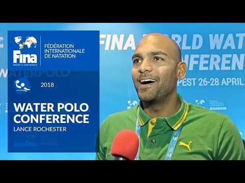 Water Polo's opportunities in Jamaica (Lance Rochester) | FINA World Water Polo Conference