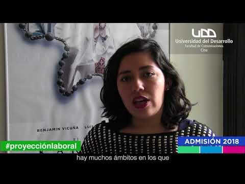 Valentina Roblero: Alumni UDD