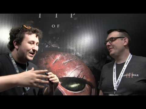 Warhammer 40k   Dawn of War III Interview |