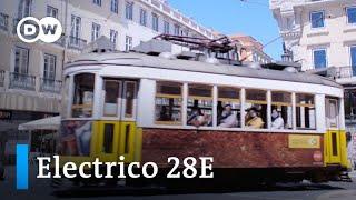 Sightseeing in Lissabon mit historischer Straßenbahn | Euromaxx