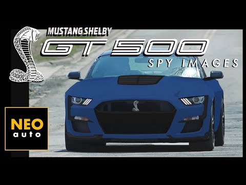 2019 Shelby GT500: OUT IN PUBLIC (New Spy Photos & What We Know)