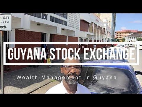 S4.E27 | WIWIK | The Guyana Stock Exchange