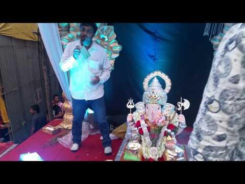 Akhil Dhankawadi Gaon Alishan Mitra Mandal Ganpati 2016