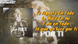 Boza Ft Carlienis Vine Por Ti Video Lyrics