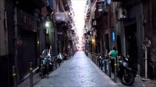 Walking in Naples (Italy)