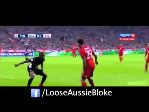 Aussie commentates on Champions League 2016