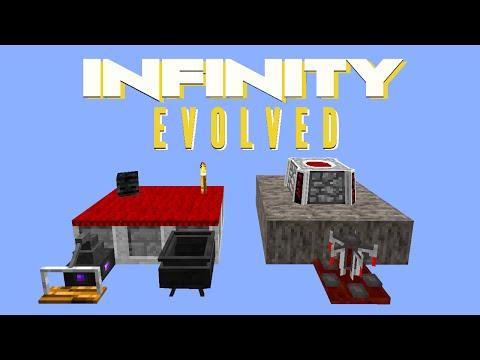 Minecraft Mods FTB Infinity Evolved - ALTARS [E66] (Modded Expert Mode)