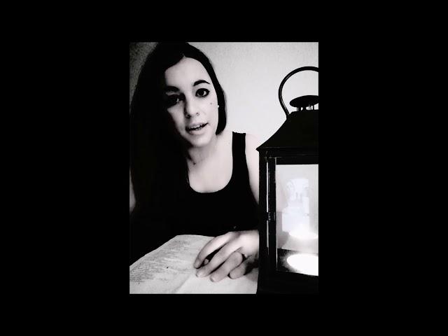 Изображение предпросмотра прочтения – КАТЕРИНАКАПЕЛАНУ читает произведение «Жди меня» К.М.Симонова