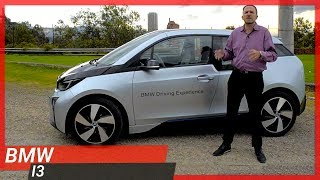 BMW i3 - Part of the Future in Our Hands