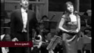 Youngok Shin & José Carreras - Phantom of the Opera - All I Ask of You - Lloyd Webber