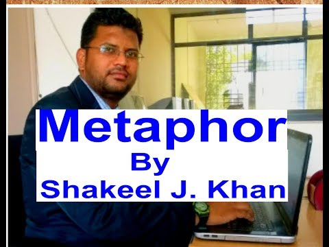 What is Metaphor and simile? In Hindi and Urdu