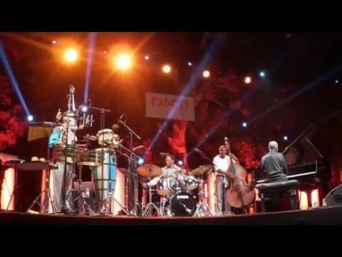 Ahmad Jamal Quartet (Marseille 2014)