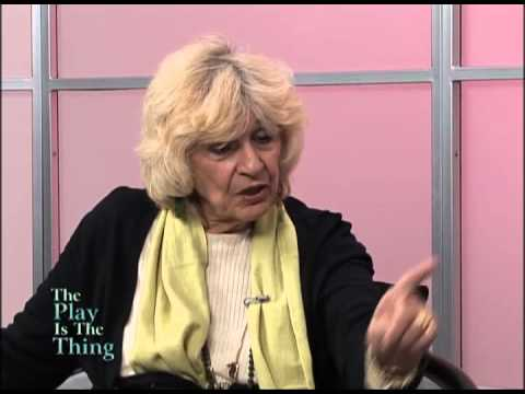The Play is the thing, host Judy Sleed, guest Phyllis Italiano, democratic committeewoman of EH NY
