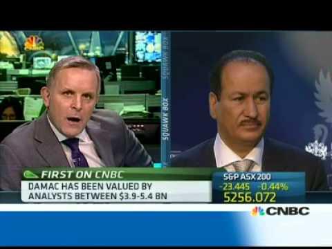 Hussain Sajwani, Chairman and CEO of DAMAC: More demand than supply in Dubai property.