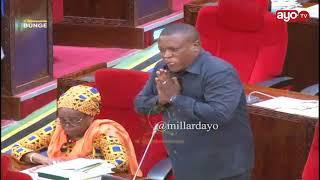 """""""Jambo  hili linaenda kuiua CCM, mnataka kutuua"""" –Nape Nnauye"""