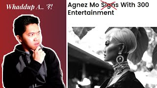 Agnez Mo Keluar Dari 300 Entertainment? What's Going On, Nez?