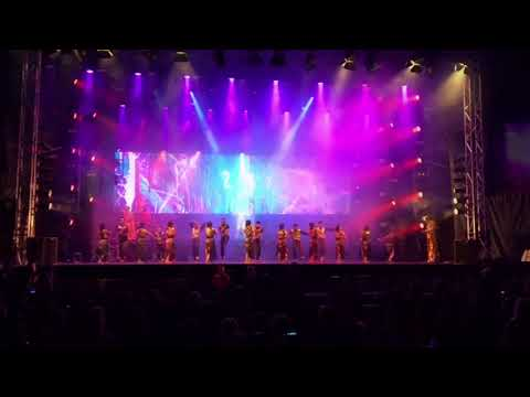 Bollywood musical at Stockholm Culture Festival 2017