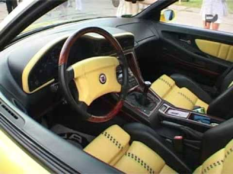 "Автобан ""BMW-Alpina B-12"" Coupe"